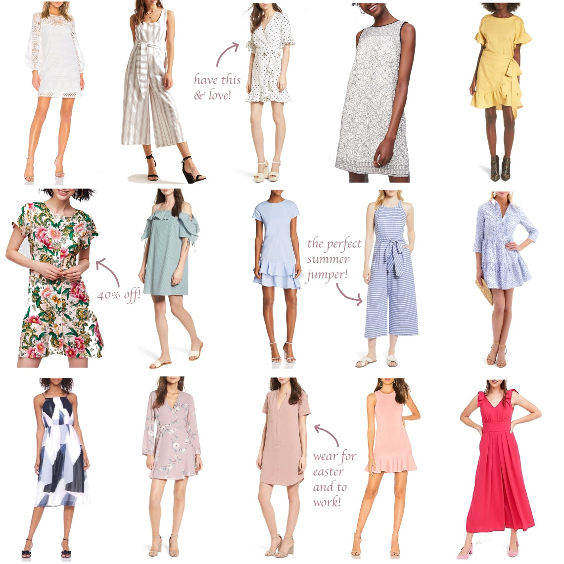 c519d55029cb Easter is right around the corner, and what's better than shopping for a  new dress? A cute dress on sale! I'd love to know your favorites,  especially if you ...
